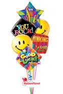 Good ThoughtsBack to School Balloon Bouquet (6 Balloons) delivery in East Meadow