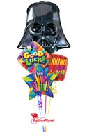 Darth VaderBack to School Balloon Bouquet (4 Balloons) delivery in Wheatridge
