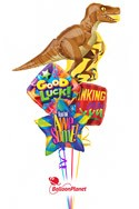 DinosaurBack to School Balloon Bouquet (4 Balloons) delivery in Wheatridge
