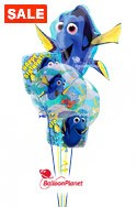 Finding Dory Birthday Balloon Bouquet (5 Balloons) delivery in Boston