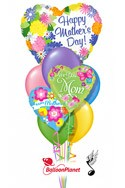Mother's DaySinging Balloon Bouquet (9 Balloons) delivery in Milwaukee