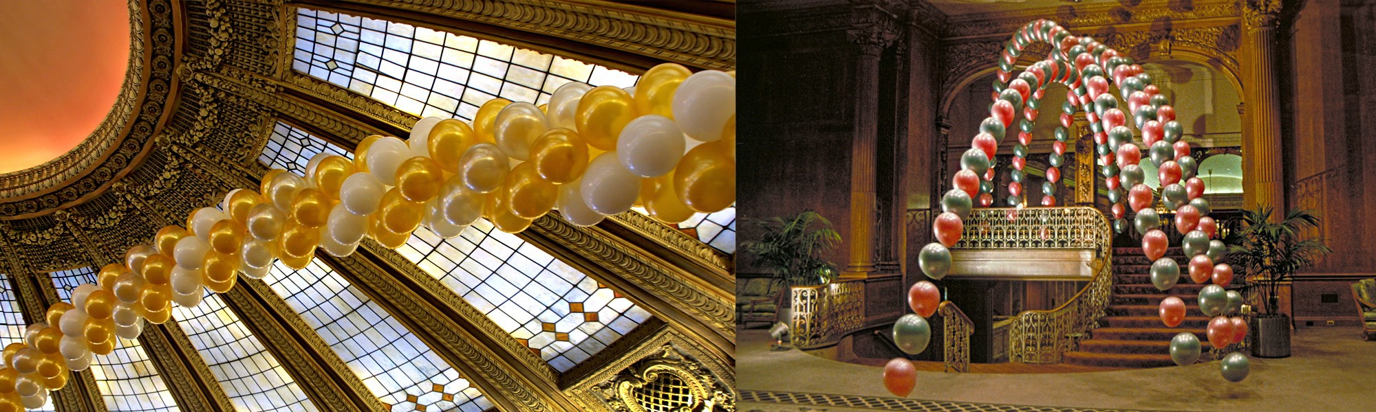1. Balloon Arches
