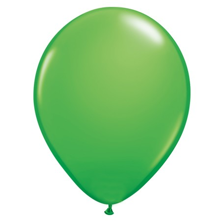 11in Spring GreenLatex Balloon