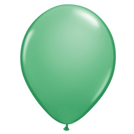 16in WintergreenLatex Balloon