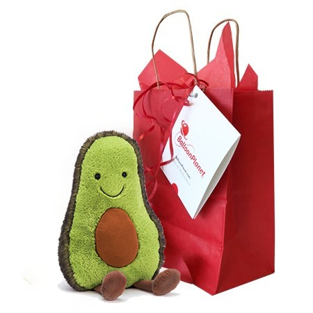 Amuseable Avocado (Jellycat Plush)