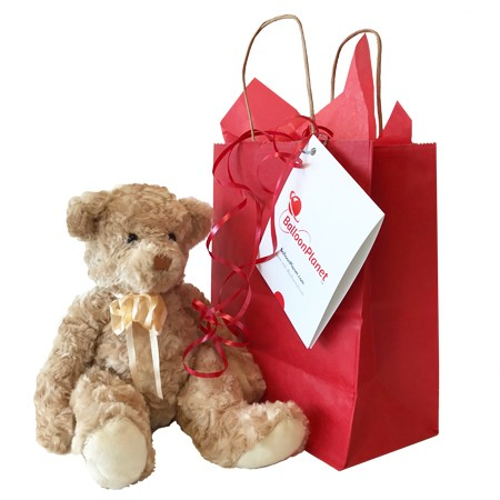 Teddy Bear (12in Tall) (Gund Quality)