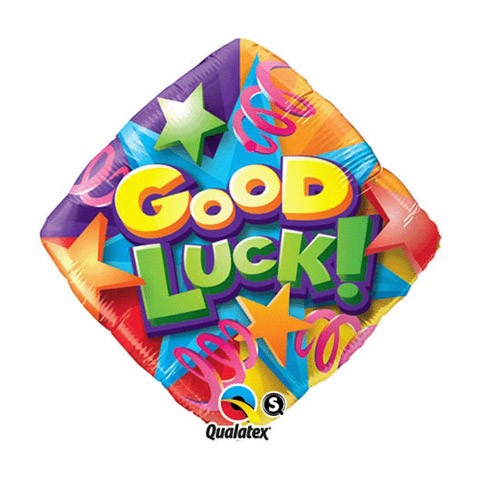 Good Luck Balloon (Designs/shapes vary)