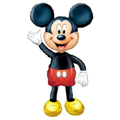Airwalker Balloon (Mickey Mouse)
