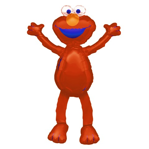Airwalker Balloon (Elmo)