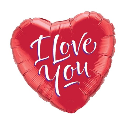 I Love You Heart (Designs vary)