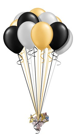 Balloon Umbrella 16 Balloons Balloon Delivery By