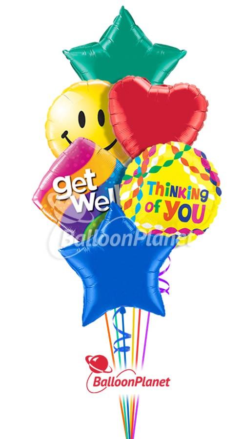 Dallas Texas Balloon Delivery Decor By BalloonPlanet