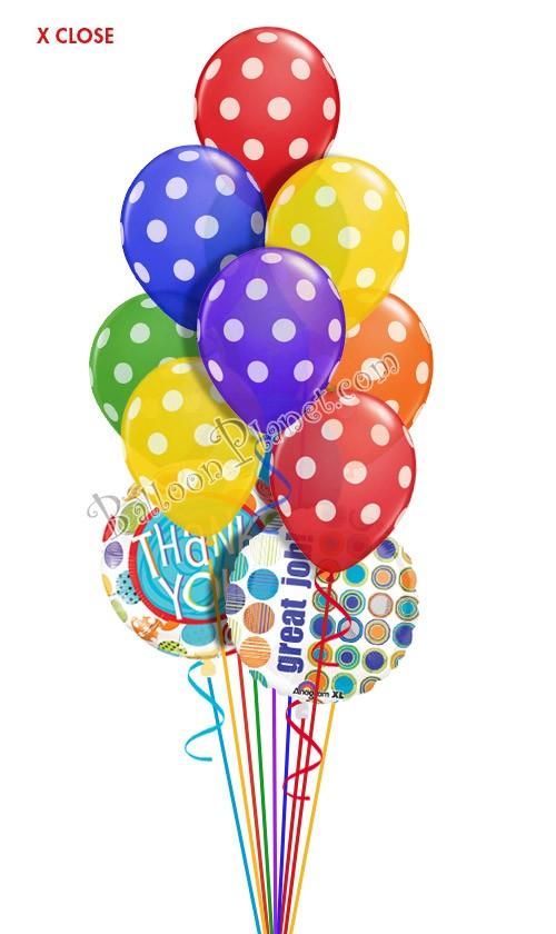 Brentwood, TN Balloons, Balloon Bouquets, Balloon Decor