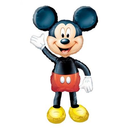 Mickey Airwalker<br/>Balloon