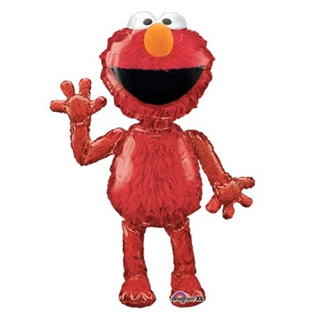 Elmo Airwalker<br/>Balloon