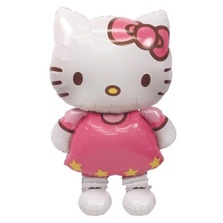 Hello Kitty Airwalker<br/>Balloon