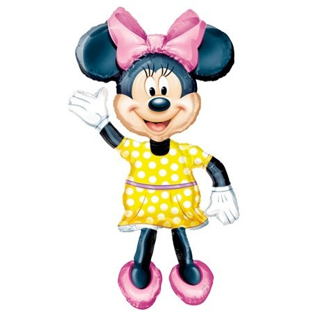 Minnie MouseAirwalker Balloon