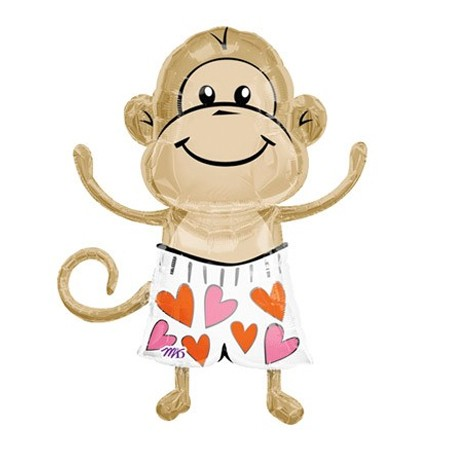 Love Monkey<br/>Balloon