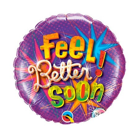 Feel Better Soon<br> Balloon