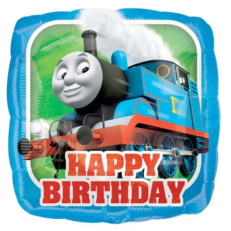 Thomas Birthday<br> Balloon(See Substitution Info)