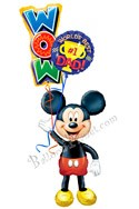 Best Mouse in the House Balloon Bouquet (3 Balloons) delivery in West Long Branch