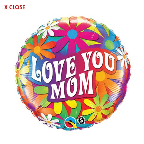 Love You Mom<br>Balloon