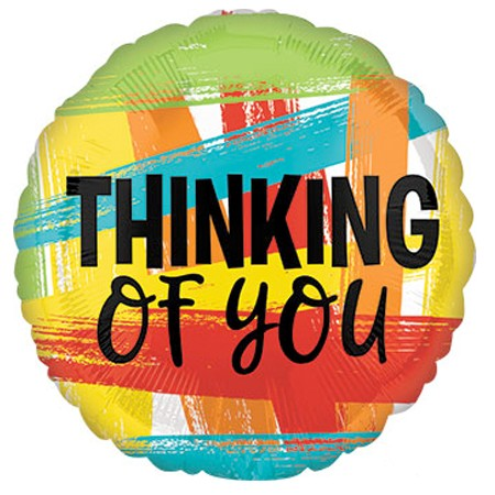 Thinking of You<br>(Design may vary)<br> Balloon