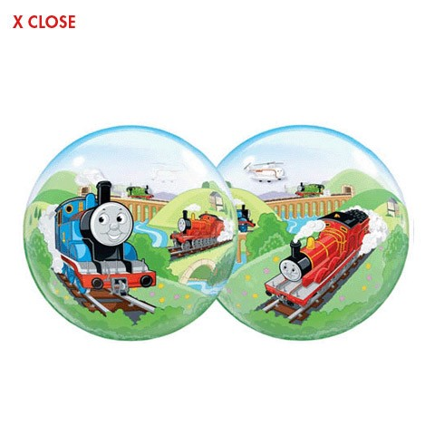 Thomas and Friends<br> Bubble Balloon