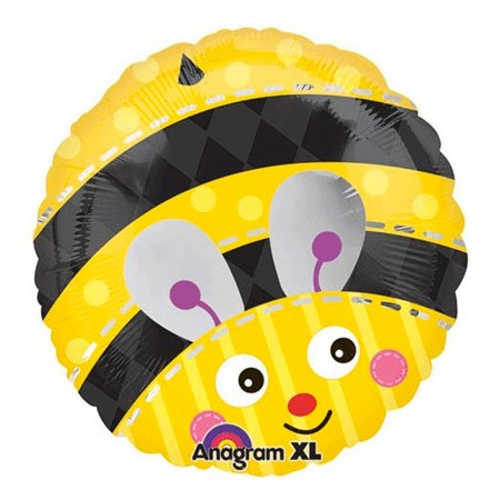 Cute Bumble Bee<br> Balloon