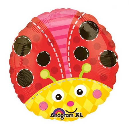 Cute Lady Bug<br> Balloon