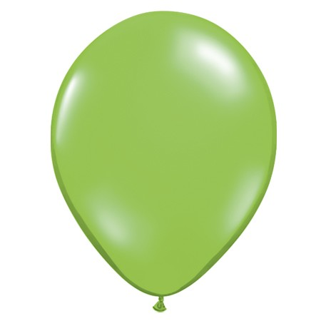 11in Jewel Lime<br> Latex Balloon(Click for Float Time)