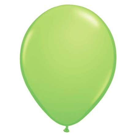 11in Fashion Lime<br> Latex Balloon(Click for Float Time)