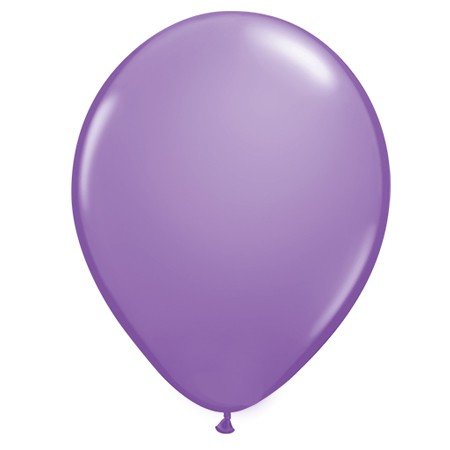 11in Spring Lilac<br> Latex Balloon(Click for Float Time)