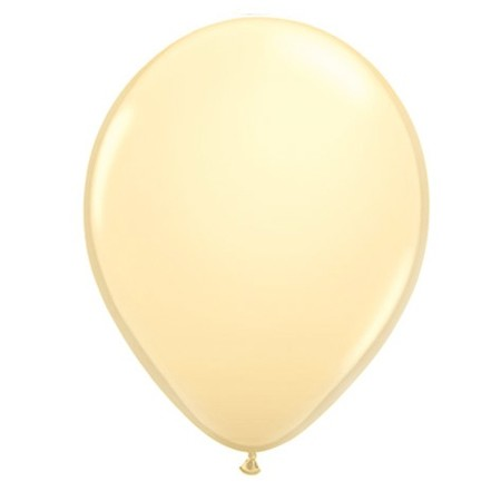 11in Ivory Silk<br>Latex Balloon