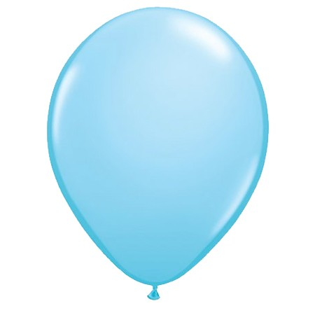 11in Pastel Blue<br>Latex Balloon