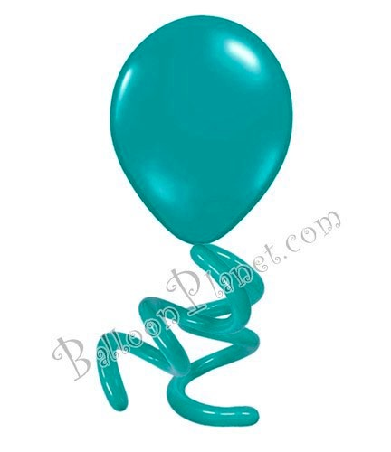 16in Solid Twisty<br> Jewel Teal(Click for Details)