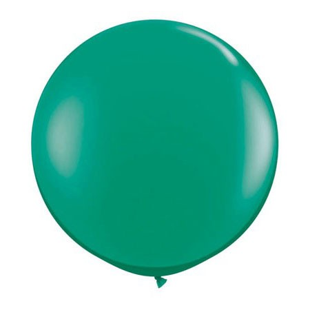36in Round Latex<br> Emerald Green(Click for Details)