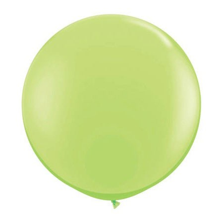 36in Round Latex<br> Fashion Lime(Click for Details)