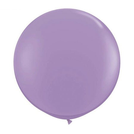 36in Round Latex<br> Spring Lilac(Click for Details)