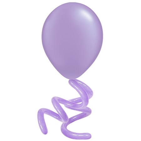 16in Solid Twisty<br> Spring Lilac(Click for Details)