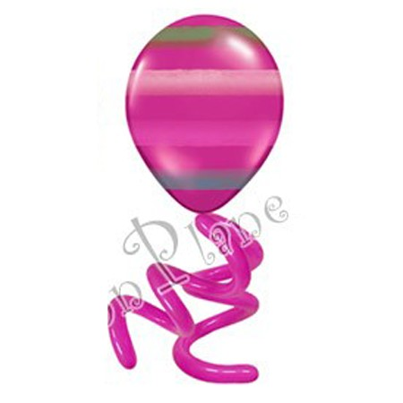 16in Airspray Twisty<br> Jewel Magenta(Click for Details)