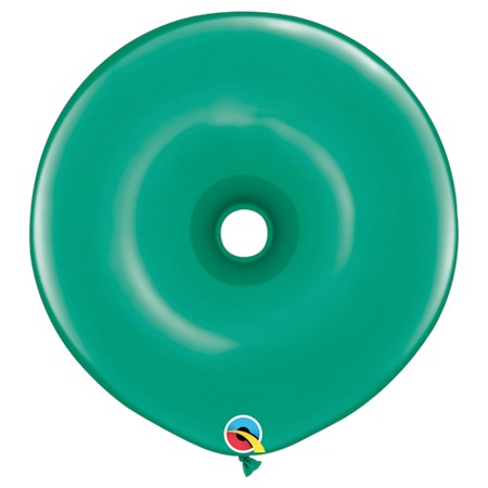 16in Donut Twisty<br> Emerald Green(Click for Details)