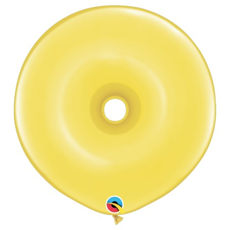 16in Donut Twisty<br> Citrine Yellow(Click for Details)