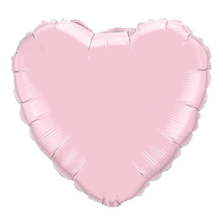 Heart Balloon<br> Pink