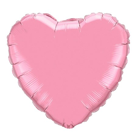 Heart Balloon<br> Rose
