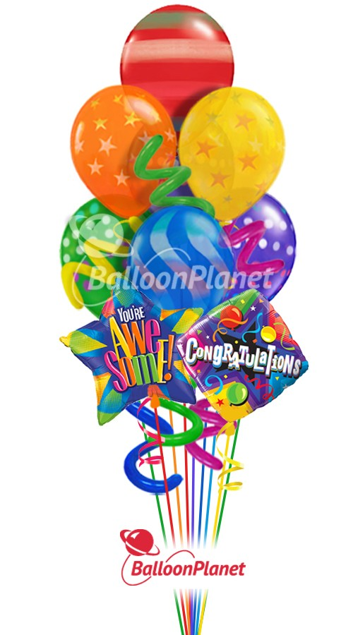 Melville New York Balloon Delivery Decor By BalloonPlanet