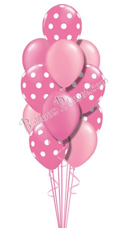 Sweet Sixteen Birthday Balloon Bouquet