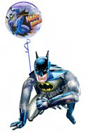 Batman Birthday Bouquet Balloon Bouquet