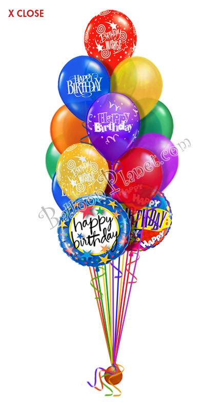 Birthday Balloon Images