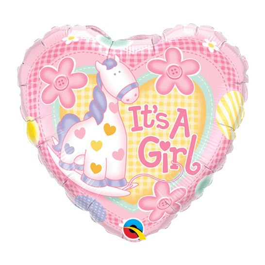 It's A Girl (Design may vary)